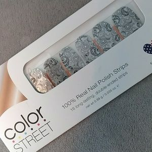 New Color Street nail strips retired Mehndi Magic